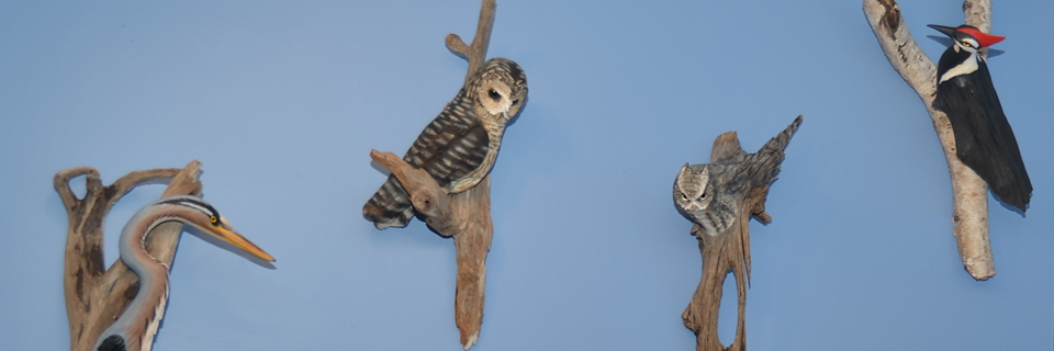 Al Rollings - Realistic Wildlife Carvings